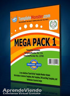 template-monster-mega-pack-